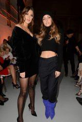 Iris Mittenaere - Alexandre Vauthier Haute Couture Spring Summer 2019 Show in Paris