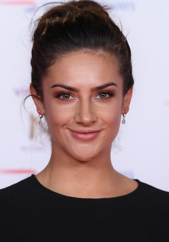 Isabel Hodgins – National Television Awards 2019