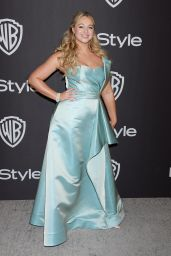 Iskra Lawrence – InStyle and Warner Bros Golden Globes 2019 After Party