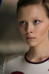 "Ivanna Sakhno - ""The Spy Who Dumped Me"" Photos (2018)"