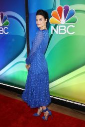 Jaimie Alexander – NBC's NY Mid Season Press Junket 01/24/2019