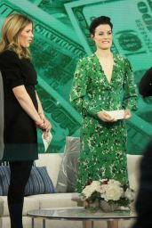 Jaimie Alexander - Today Show in New York 01/29/2019