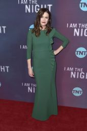 "Jamie Anne Allman - ""I Am The Night"" TV Show Premiere in LA"