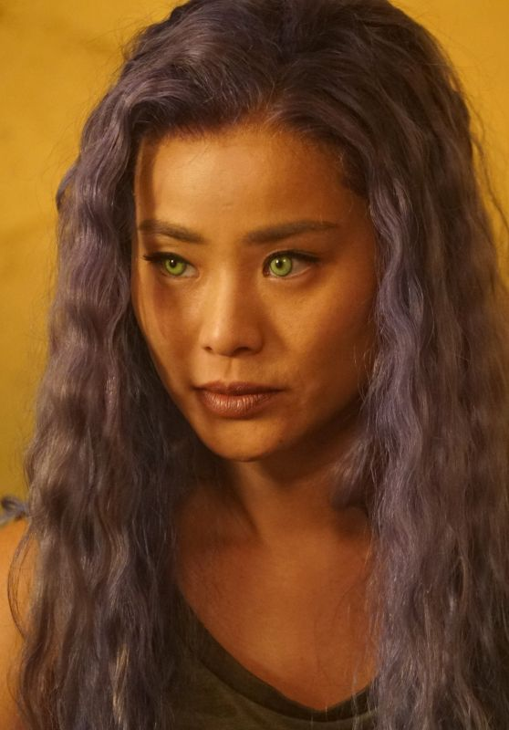 "Jamie Chung – ""The Gifted"" Season 2 Photos and Poster"