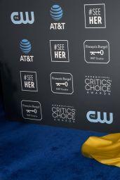 Jeanine Mason – 2019 Critics' Choice Awards