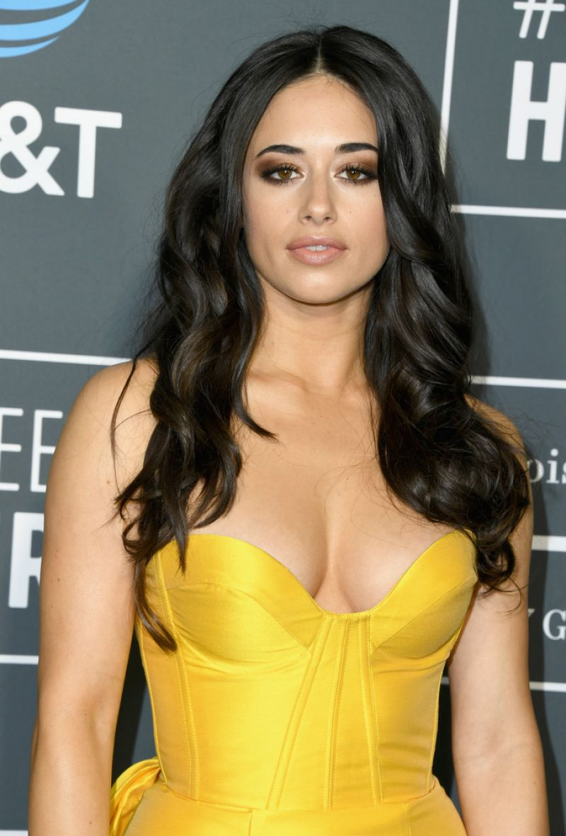 Santa Monica Mercedes >> Jeanine Mason – 2019 Critics' Choice Awards