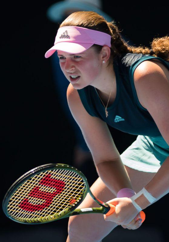 Jelena Ostapenko – Australian Open 01/14/2019