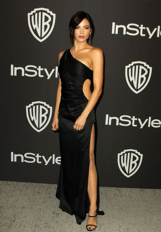 Jenna Dewan – InStyle and Warner Bros Golden Globes 2019 After Party
