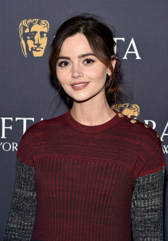 "Jenna-Louise Coleman - ""The Cry"" BAFTA New York Screening"