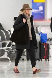 Jennifer Lawrence - JFK Airport in New York 01/06/2019