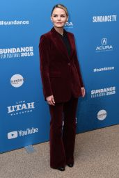 "Jennifer Morrison - ""The Report"" Premiere at Sundance Film Festival"