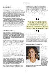 Jessica Alba - Prime Magazine Singapore December 2018 / January 2019 Issue