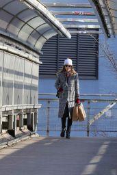 Jessica Biel Winter Street Style 01/06/2019