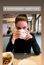Jessica Lowndes - Personal Pics 01/13/2019