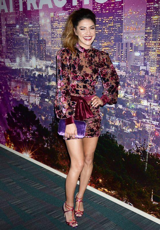 Jessica Szohr – LA Art Show Opening Night Gala 01/23/2019