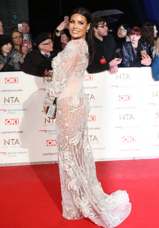 Jessica Wright – National Television Awards 2019