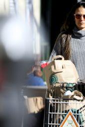 Jordana Brewster - Shopping in Brentwood 01/02/2019