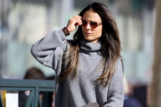Jordana Brewster Shopping In Brentwood 01 02 2019