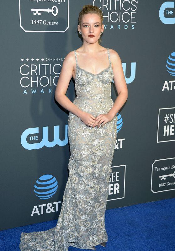 Julia Garner – 2019 Critics' Choice Awards