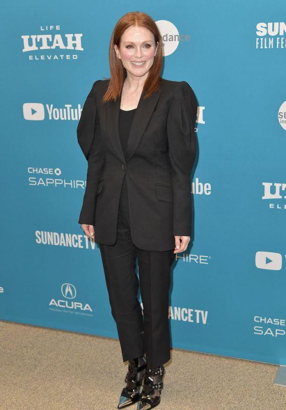 "Julianne Moore - ""After the Wedding"" Premiere at Sundance Film Festival"