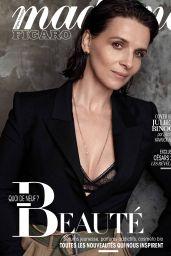 Juliette Binoche - Madame Figaro 01/11/2019