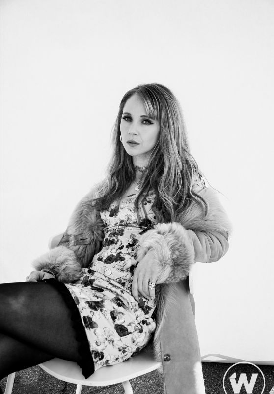 Juno Temple - StudioWrap Portraits January 2019