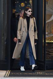 Kaia Gerber Street Fashion 01/12/2019