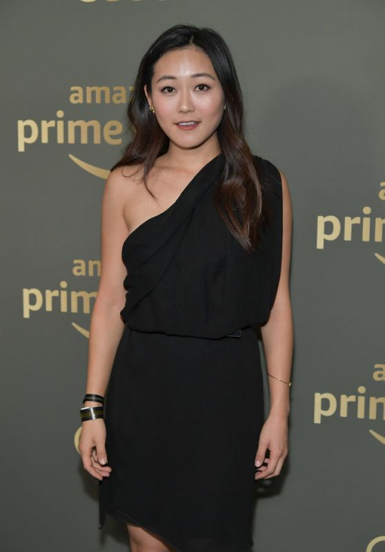 Karen Fukuhara – Amazon Prime Video's Golden Globe 2019 Awards After Party