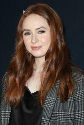 "Karen Gillan – ""The Unicorn"" Premiere in Hollywood"