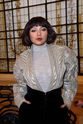 Kat Graham – Jean-Paul Gaultier Fashion Show in Paris 01/23/2019