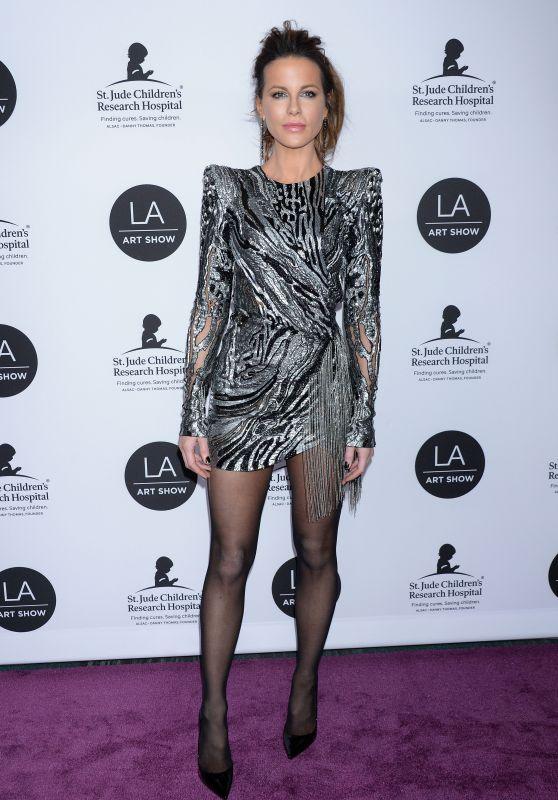 Kate Beckinsale – LA Art Show 2019