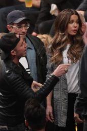 Kate Beckinsale - LA Lakers vs The Cleveland Cavaliers Game in LA 01/13/2019