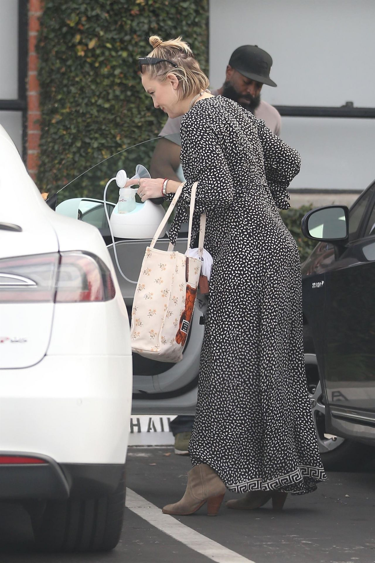 Kate Hudson Out In La 01 29 2019