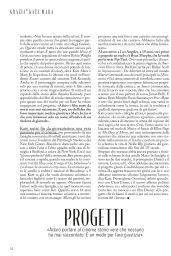 Kate Mara - Grazia Italia 01/24/2019