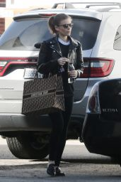 Kate Mara Urban Street Style - LA 01/22/2019
