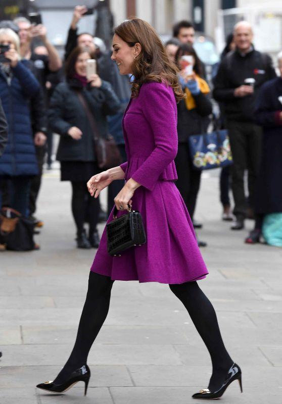 Kate Middleton - Royal Opera House in London 01/16/2019
