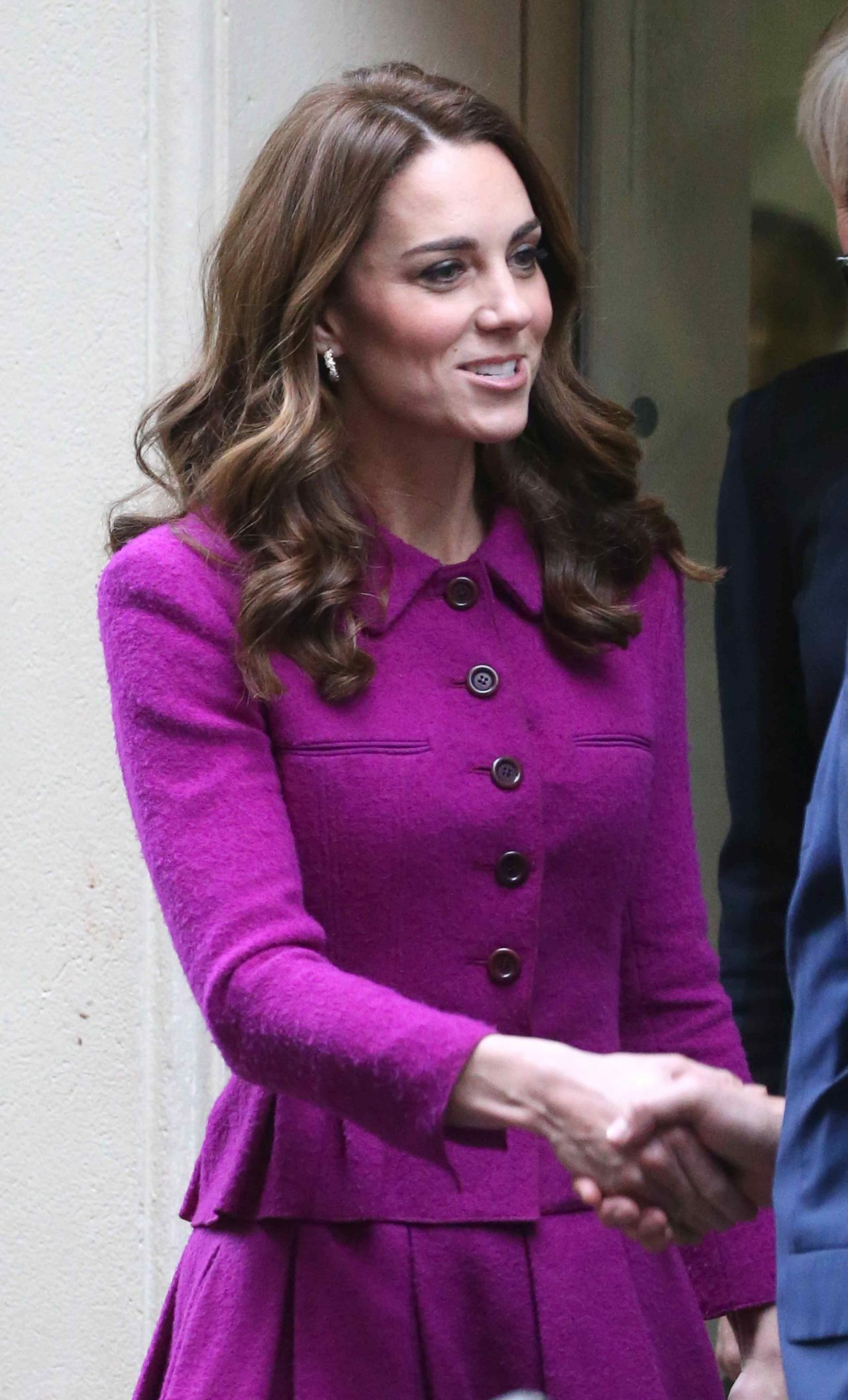 Kate Middleton - Royal Opera House in London 01/16/2019 ...