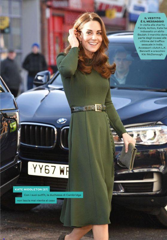 Kate Middleton - Tu Style 01/30/2019