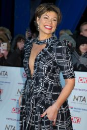 Kate Silverton – National Television Awards 2019
