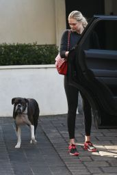Kate Upton in Tights 01/29/2019
