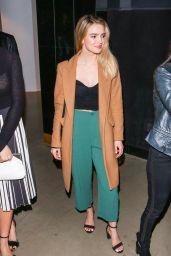 "Katherine Hughes – ""Anthem of a Teenage Prophet"" Premiere in Hollywood"