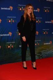 "Katherine Jenkins – Cirque du Soleil ""Totem"" Premiere in London 01/16/2019"