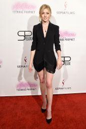 "Katherine McNamara– ""Anthem of a Teenage Prophet"" Premiere in Hollywood"
