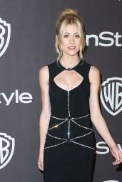Katherine McNamara – InStyle and Warner Bros Golden Globes 2019 After Party