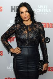Kathrine Narducci – The Sopranos 20th Anniversary Panel Discussion in NYC