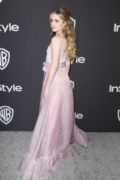 Kathryn Newton – InStyle and Warner Bros Golden Globe 2019 After Party