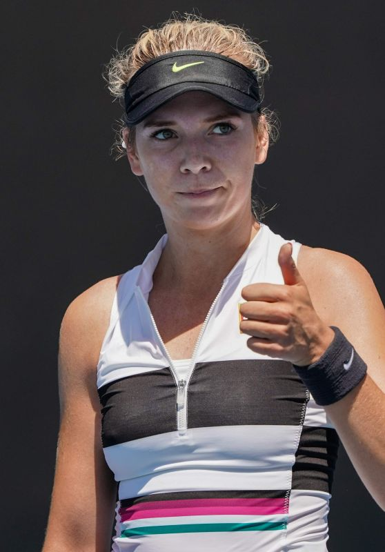 Katie Boulter – Australian Open 01/14/2019