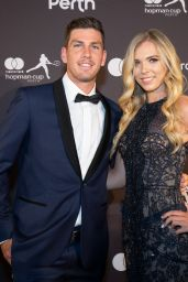 Katie Boulter – Hopman Cup New Year's Eve Gala in Perth 12/31/2018