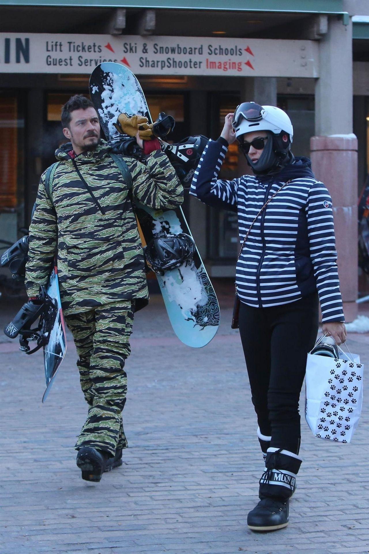 Katy Perry and Orlando... Orlando Bloom