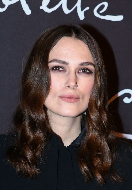 "Keira Knightley - ""Colette"" Premiere in Paris"